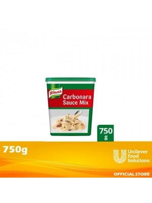 Knorr Carbonara Sauce Mix 750g
