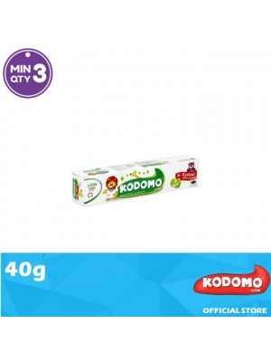 Kodomo Lion Toothpaste Apple Flavour 40g