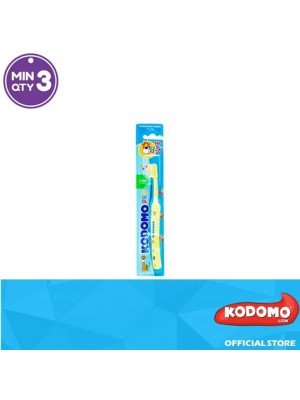 Kodomo Professional Children Toothbrush (3 - 6 Years)
