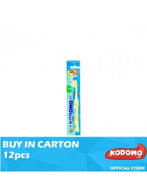 Kodomo Professional Children Toothbrush (3 - 6 Years) 12pcs