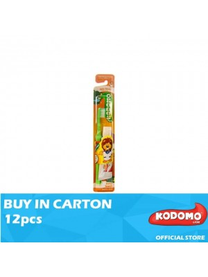 Kodomo Professional Children Toothbrush (6Month - 3Years) 12pcs