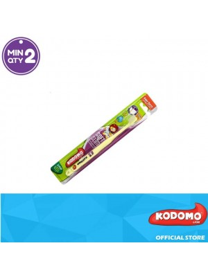Kodomo Slim & Soft Children Toothbrush (6Month - 3Years)