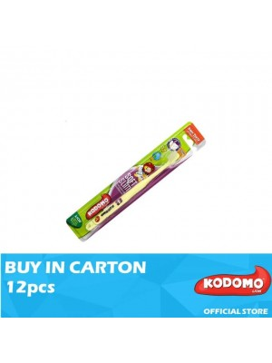 Kodomo Slim & Soft Children Toothbrush (6Month - 3Years) 12pcs