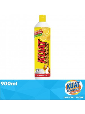Kuat Harimau Dishwashing Liquid Lemon 900ml