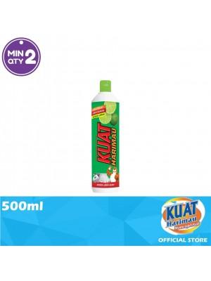 Kuat Harimau Dishwashing Liquid Lime 500ml