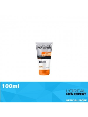 L'Oreal Men Expert Hydra Energetic Detoxifying Foam 100ml
