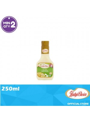 Lady's Choice Dressing Coleslaw 250ml