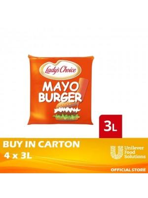 Lady's Choice Mayo Burger 4x3L