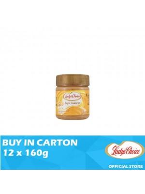 Lady's Choice Peanut Butter Spread 12 x 160g