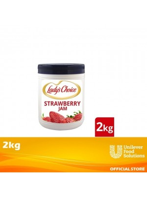 Lady's Choice Strawberry Jam 2kg
