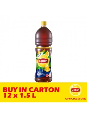 Lipton Lemon Ice Tea 12 x 1.5L