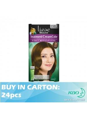 Liese Blaune Cream Lighter Brown (Lv3) 24pcs