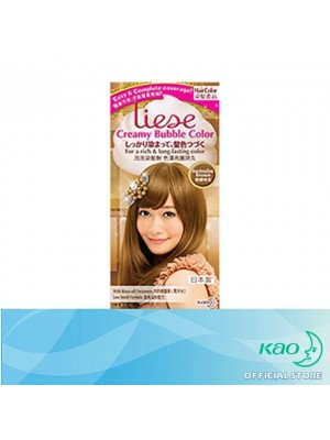 Liese Creamy Bubble Color Marshmallow Brown