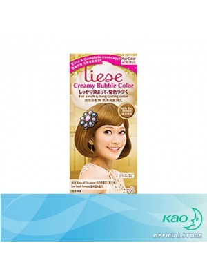 Liese Creamy Bubble Color Milk Tea Brown