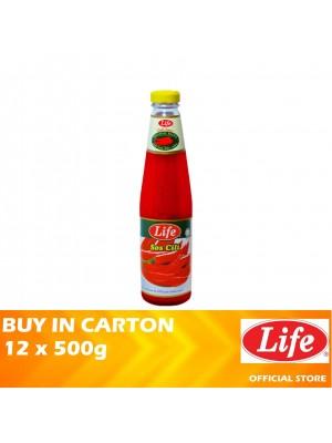 Life Chilli Sauce 12 x 500g
