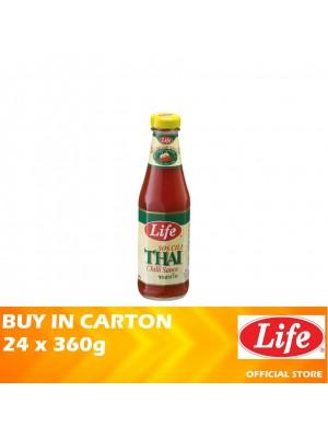 Life Thai Chilli Sauce 24 x 360g