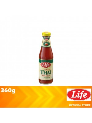 Life Thai Chilli Sauce 360g