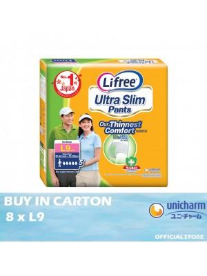 Lifree Ultra Slim Pants 8 x L9