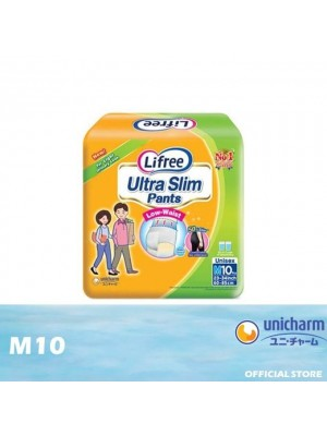 Lifree Ultra Slim Pants M10 [MUST BUY]