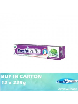 Lion Fresh & White Applemint 12 x 225g