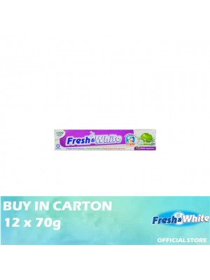 Lion Fresh & White Applemint 12 x 70g