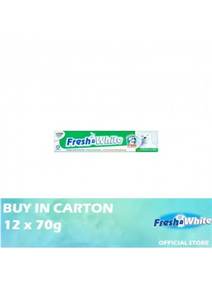 Lion Fresh & White Cool Mint 12 x 70g