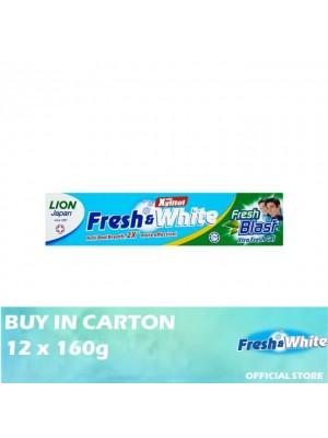 Lion Fresh & White Fresh Blast Xtra Fresh 12 x 160g