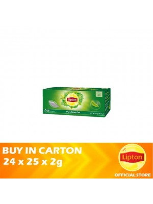 Lipton Green Tea 24 x 25 x 2g