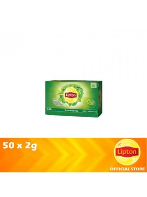 Lipton Green Tea 50 x 2g