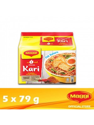 Maggi 2-Minutes Curry 5 x 79g