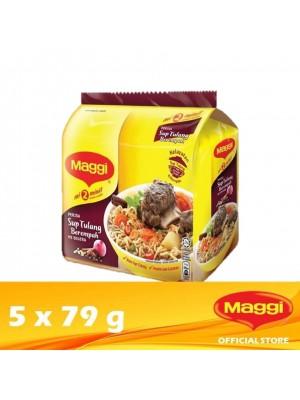 Maggi 2-Minutes Sup Tulang 5 x 79g