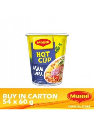 Maggi Hot Cup Asam Laksa 54 x 60g
