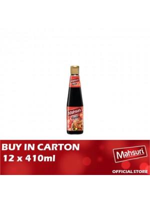 Mahsuri Kicap Manis Pedas 12 x 410ml