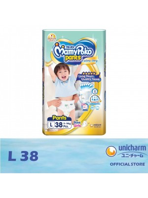 MamyPoko Extra Dry Pants L38
