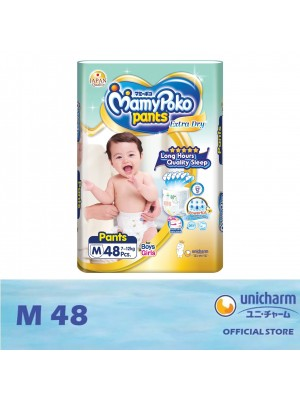 MamyPoko Extra Dry Pants M48