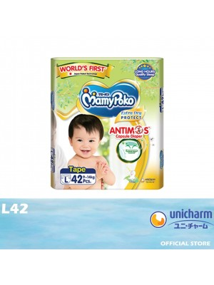 MamyPoko Extra Dry Protect Tape 4 x L42