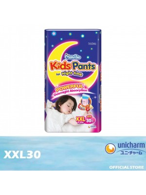 MamyPoko Kids Pants Girl XXL30