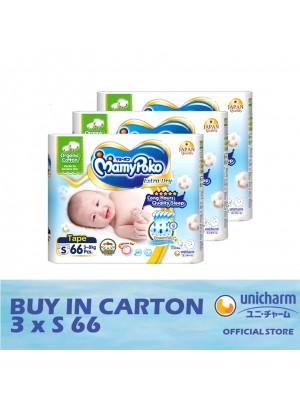 MamyPoko Organic Cotton Extra Dry Skin Tape 3 x S66