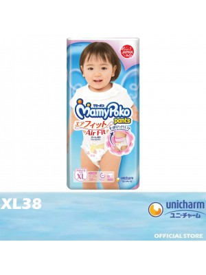 MamyPoko Pants Air Fit Girl XL38