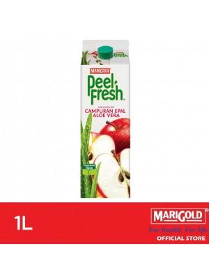 Marigold Peel Fresh Apple Aloe Vera Flavour 1L