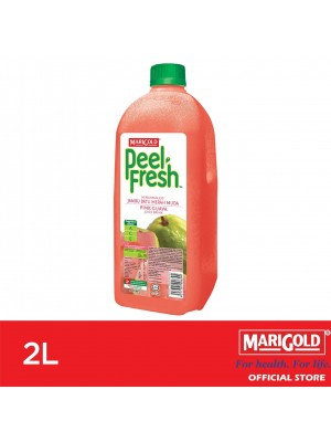 Marigold Peel Fresh Pink Guava Flavour 2L