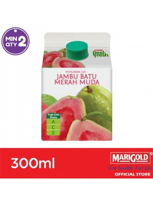 Marigold Peel Fresh Pink Guava Flavour 300ml