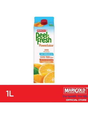 Marigold Peel Fresh PowerJuice Orange Flavour 1L