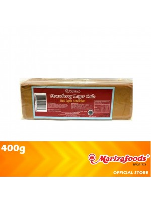 Mariza Strawberry Layer Cake 400g