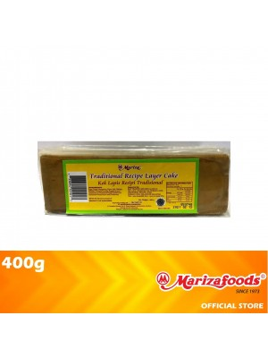 Mariza Traditional Layer Cake 400g (EXP : 04/2022) [MUST BUY]