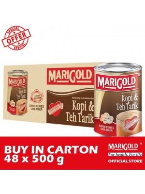 4C. Marigold Sweetened Creamer Kopi & Teh Tarik 48 x 500g