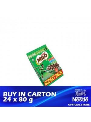 Nestle Milo Breakfast Cereal 24 x 80g