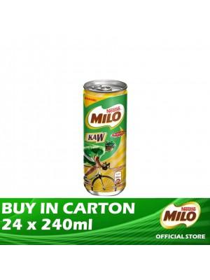 Milo Activ-Go Kaw Can 24 x 240ml