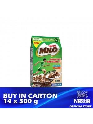 Nestle Milo Granola Breakfast Cereal 14 x 300g
