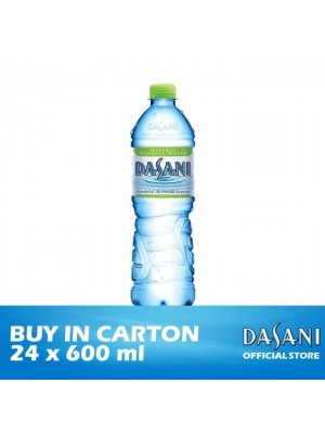 Dasani Mineral Water- PET 24 x 600ml [Essential]